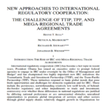 Recensioni. New Approaches to International Regulatory Cooperation