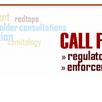 Call for papers on transparent rulemaking and enforcement: selected abstracts