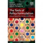 Research note. The Tools of Policy Formulation