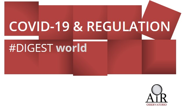 COVID-19 Digest world #3. Analyzing the policy responses and the use of technology