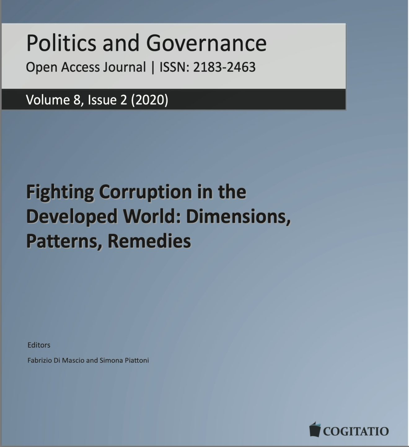 Corruption Control and Regulatory Innovation in the Developed World