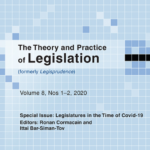 Legislatures in Time of COVID-19