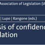 The crisis of confidence in legislation